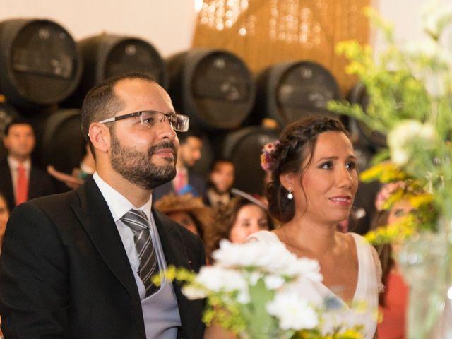 La boda de Sergio y Cristina en Jerez De La Frontera, Cádiz 2