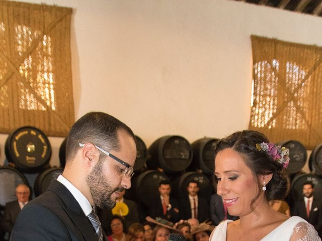 La boda de Sergio y Cristina en Jerez De La Frontera, Cádiz 10