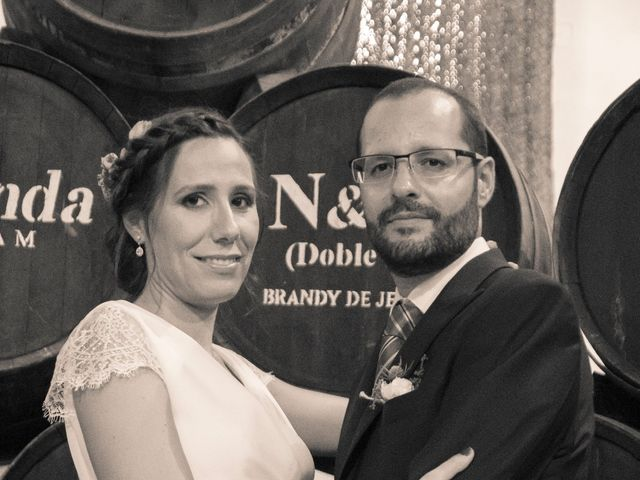 La boda de Sergio y Cristina en Jerez De La Frontera, Cádiz 17