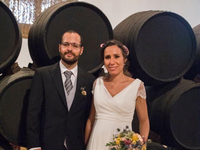 La boda de Sergio y Cristina en Jerez De La Frontera, Cádiz 19
