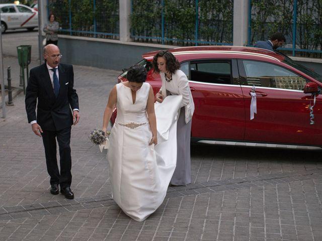 La boda de Rocio y Daniel  en Madrid, Madrid 11