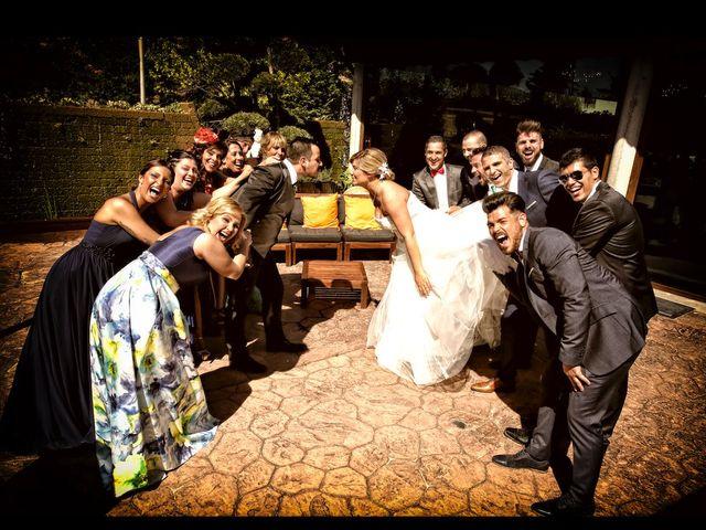 La boda de Dani y Nuria en Palau De Plegamans, Barcelona 3