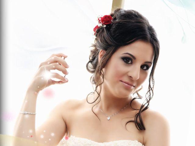 La boda de Dani y Nuria en Palau De Plegamans, Barcelona 10