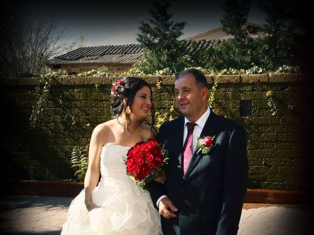 La boda de Dani y Nuria en Palau De Plegamans, Barcelona 17