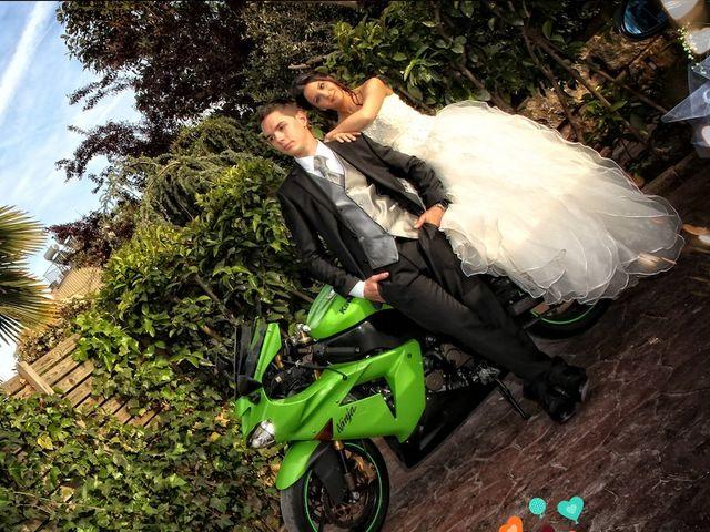 La boda de Dani y Nuria en Palau De Plegamans, Barcelona 18