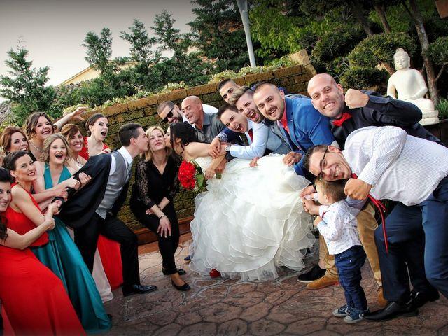 La boda de Dani y Nuria en Palau De Plegamans, Barcelona 24