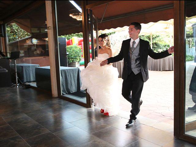 La boda de Dani y Nuria en Palau De Plegamans, Barcelona 25