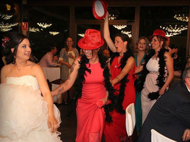 La boda de Dani y Nuria en Palau De Plegamans, Barcelona 31