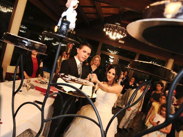La boda de Dani y Nuria en Palau De Plegamans, Barcelona 33