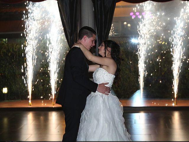 La boda de Dani y Nuria en Palau De Plegamans, Barcelona 34