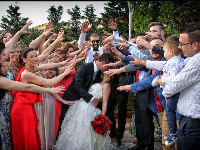 La boda de Dani y Nuria en Palau De Plegamans, Barcelona 36