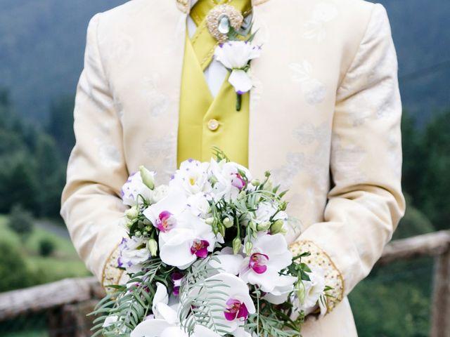 La boda de Mikel y Gitcha en Zeanuri, Vizcaya 53