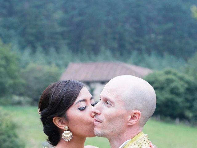 La boda de Mikel y Gitcha en Zeanuri, Vizcaya 55