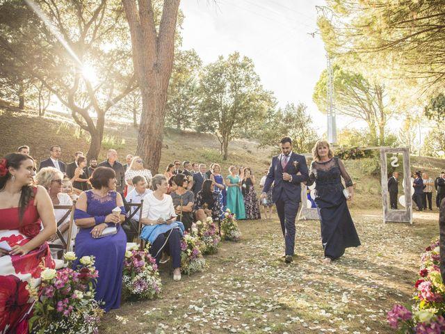 La boda de Agustín y Sara en Valdemorillo, Madrid 13