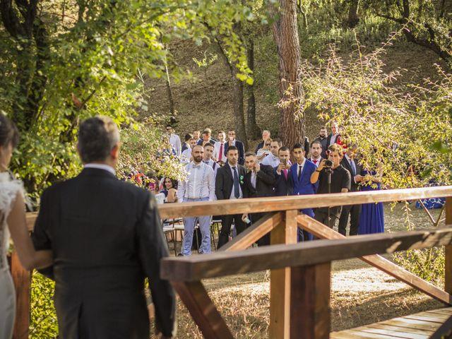 La boda de Agustín y Sara en Valdemorillo, Madrid 14
