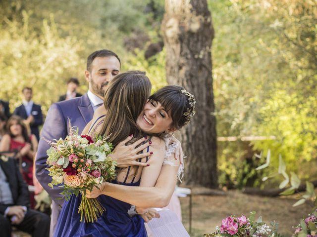 La boda de Agustín y Sara en Valdemorillo, Madrid 21