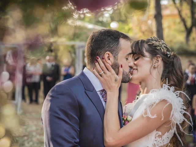 La boda de Agustín y Sara en Valdemorillo, Madrid 22