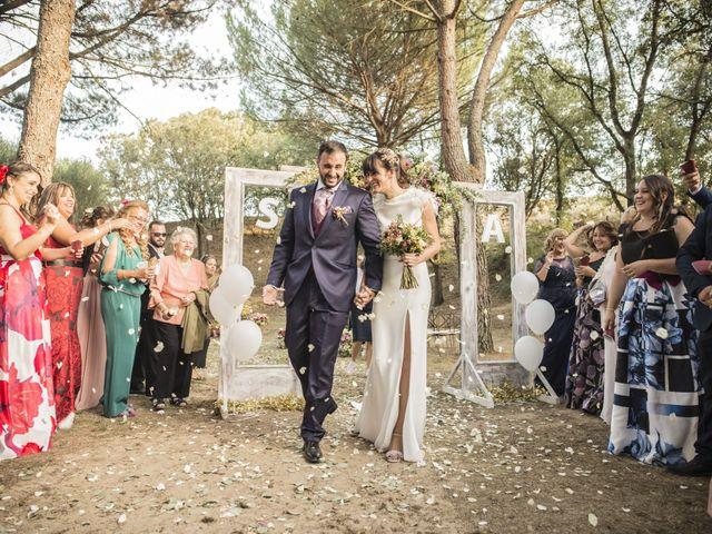 La boda de Agustín y Sara en Valdemorillo, Madrid 23