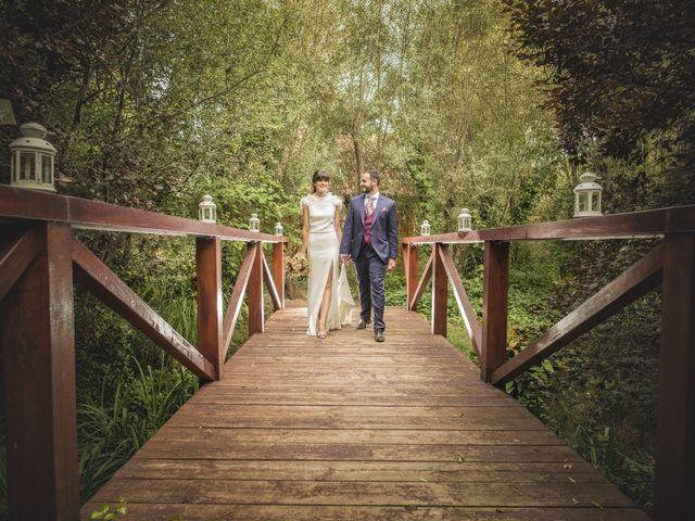 La boda de Agustín y Sara en Valdemorillo, Madrid 24