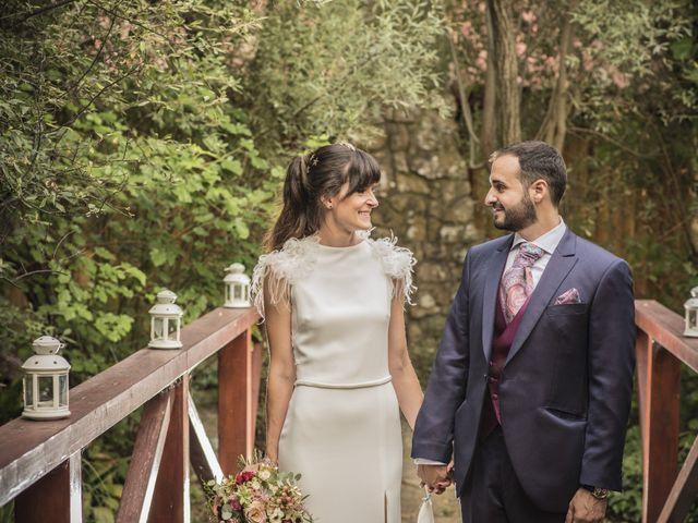 La boda de Agustín y Sara en Valdemorillo, Madrid 25