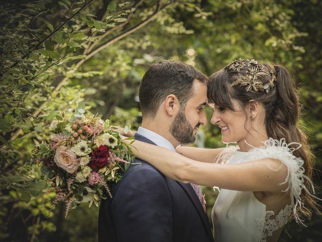 La boda de Sara y Agustín