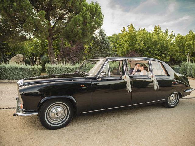 La boda de Agustín y Sara en Valdemorillo, Madrid 30