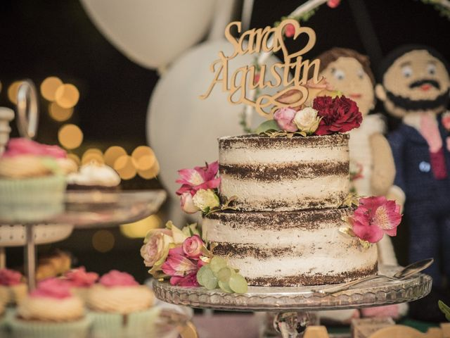 La boda de Agustín y Sara en Valdemorillo, Madrid 32