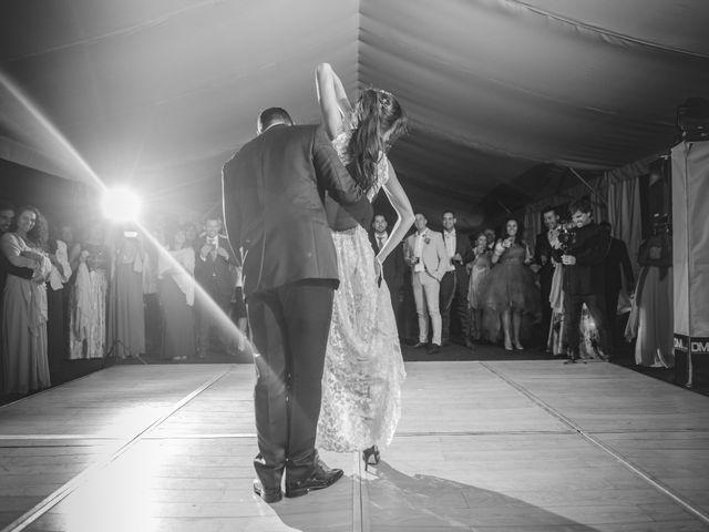 La boda de Agustín y Sara en Valdemorillo, Madrid 34