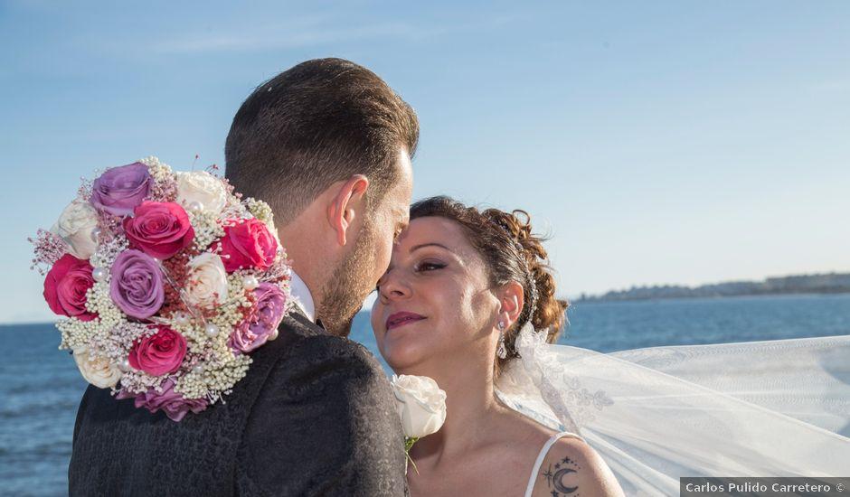 La boda de Dani y Jessica en San Pedro de Alcántara, Málaga