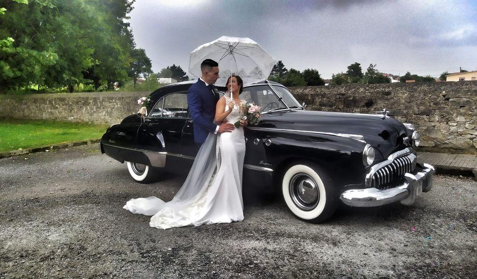 La boda de Javier y Cristina en Vega (Gijon), Asturias