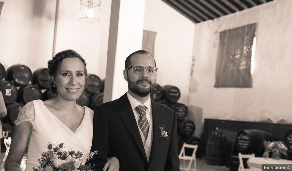 La boda de Sergio y Cristina en Jerez De La Frontera, Cádiz