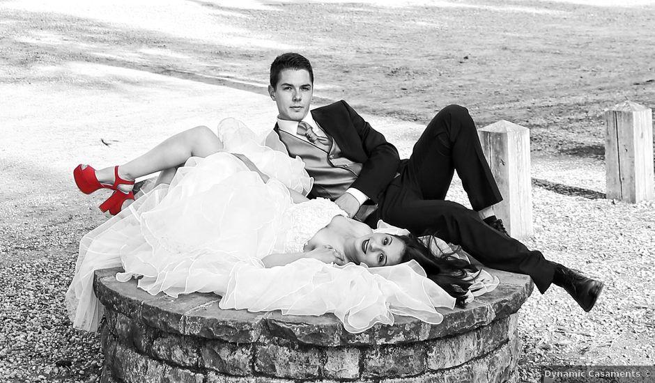 La boda de Dani y Nuria en Palau De Plegamans, Barcelona
