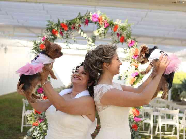 La boda de Yolanda y Verónica