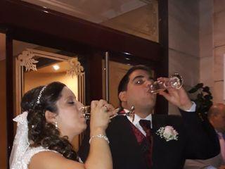 La boda de Rocio y Pablo 1