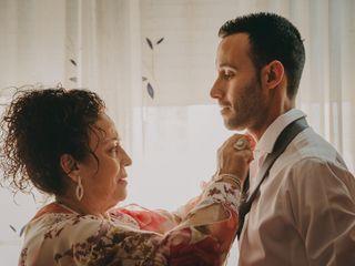 La boda de Cristina y Cristian 1