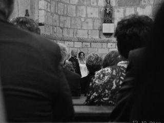 La boda de Esti y Julio 1