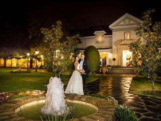 La boda de Anne y Esteban