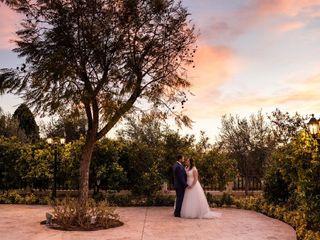 La boda de Macarena y Alejandro
