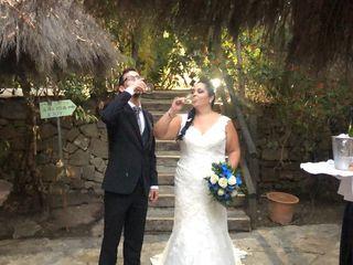 La boda de Sonia  y Pepe
