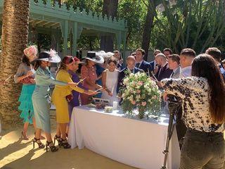 La boda de Clara y Jon