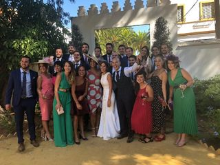 La boda de Clara y Jon 2