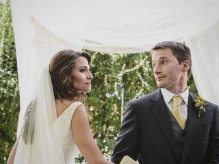La boda de Silvia y Rory