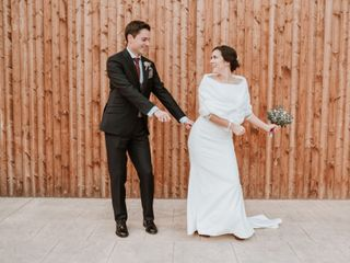 La boda de Jordi y Anna