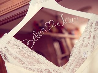 La boda de Belén y Javier 1