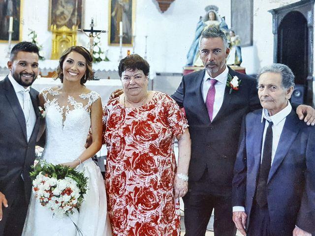 La boda de Jonay y Ariadna en Los Realejos, Santa Cruz de Tenerife 1