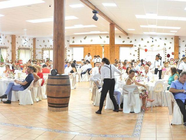 La boda de Jonay y Ariadna en Los Realejos, Santa Cruz de Tenerife 2