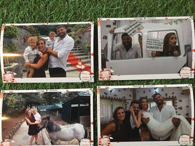 La boda de Jonay y Ariadna en Los Realejos, Santa Cruz de Tenerife 10