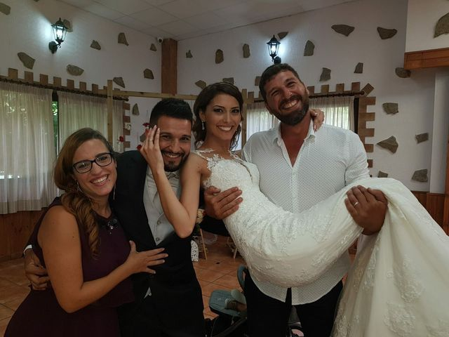La boda de Jonay y Ariadna en Los Realejos, Santa Cruz de Tenerife 11