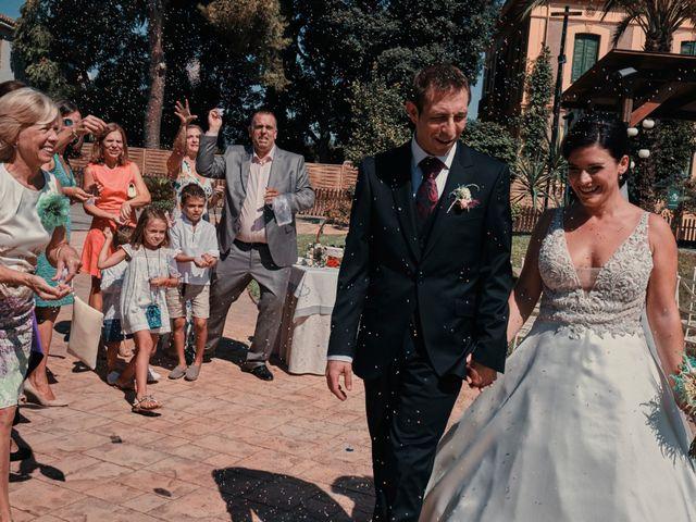 La boda de Diana y Ángel