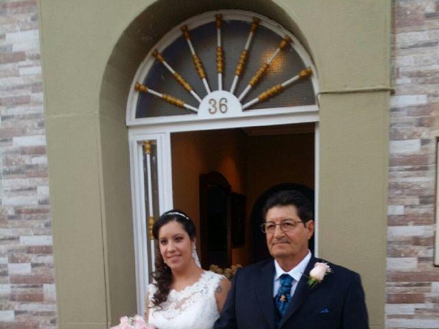 La boda de Pablo y Rocio en Linares, Jaén 4